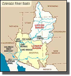 The Colorado River Aqueduct