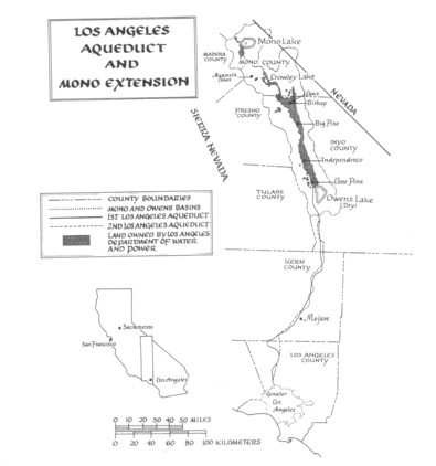 The Los Angeles Aqueduct System Hundley The Great Thirst P
